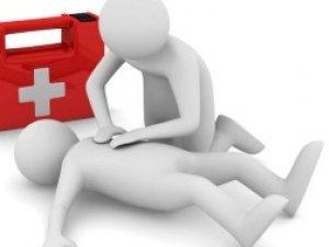 Фото: У Миргороді волонтери рятуватимуть людей до приїзду швидкої