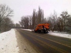 Фото: За крок до зими: як на Полтавщині рятуватимуть дороги та водіїв від сніжної негоди