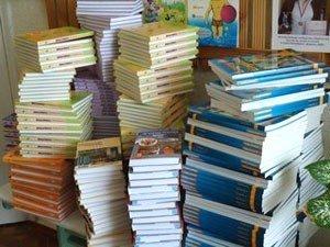 Фото: Полтавщина отримає шкільні підручники після 1 грудня