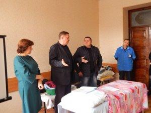 Фото: Лубенців навчали доглядати за важкохворими