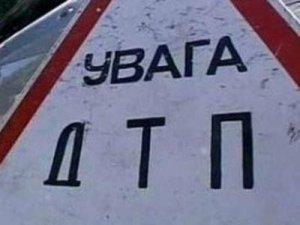 Фото: На Полтавщині водій легковика збив двох пішоходів