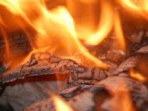 Фото: Ліквідувати пожежу на сміттєзвалищі у Кобеляках не можуть уже тиждень
