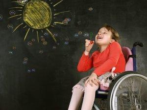 Фото: Бачити спершу дитину, потім інвалідність: порада полтавцям від матері доньки з інвалідністю