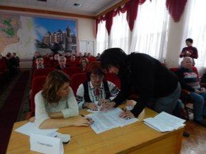 Фото: Новообраний голова Київської райради у Полтаві пообіцяв об'єднати депутатів