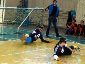Фото: Десять команд України змагаються з голболу у Полтаві (фото)
