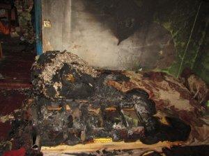 Фото: На Полтавщині малюк залишився сам удома і загинув