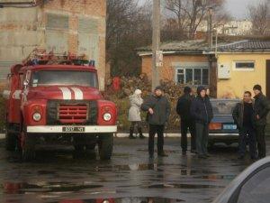 Фото: У Лохвиці на вокзалі шукали вибухівку