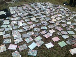 Фото: На Полтавщині чоловік незаконно розповсюджував DVD-диски