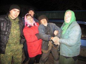 Фото: Знайшли 84-річного пенсіонера, якого розшукували в Котелевському районі 23 грудня