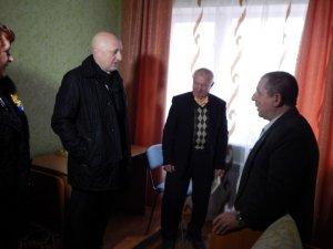 Фото: У Полтавському геріатричному пансіонаті утеплили корпус