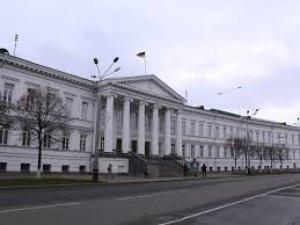Фото: Мамай переніс сесію Полтавської міської ради