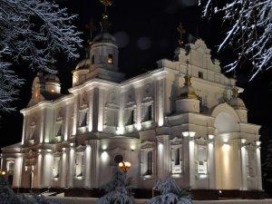 Фото: Полтавським волонтерам передали кошти на два прибори нічного бачення замість вкрадених напередодні
