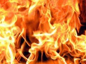 Фото: У Пирятині жінку врятували із палаючої квартири у багатоповерхівці