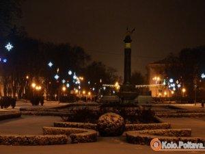 Фото: Сесія без мера, Новий рік зі снігом та бійка через Леніна: огляд подій за тиждень