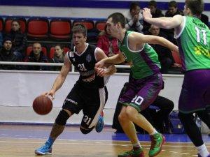 Фото: Баскетбол: «Кремінь» поступився у першому матчі Кубку Суперліги