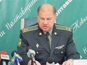 Фото: Скандальний полтавський військовий комісар звільнився з посади