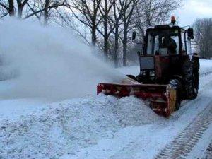 Фото: Головко пообіцяв особисто перевірити, чи розчистили дороги у районах Полтавщини