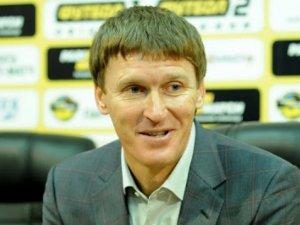 Фото: Василь Сачко: «Будемо поліпшувати якість гри»