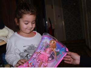 У Полтаві здійснили понад двадцять дитячих бажань