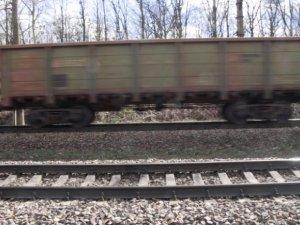 Фото: Житель Полтавщини потрапив під вантажний потяг