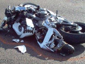 Фото: На Полтавщині водій мотоцикла залишив свого пасажира помирати