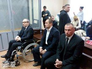 Фото: У Полтаві триває суд над Кернесом (оновлено)