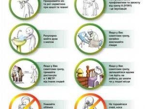 Фото: Полтавців попереджують про необхідність вакцинації від грипу