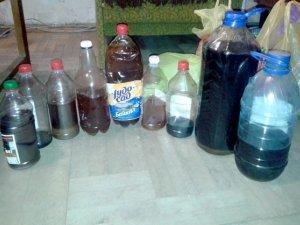 Фото: У помешканні жителя Лубен знайшли наркотиків на півмільйона гривень
