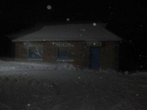 На Полтавщині по снігових заметах на полі три години переслідували крадіїв