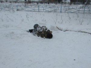 Фото: На Полтавщині на околиці села знайшли труп