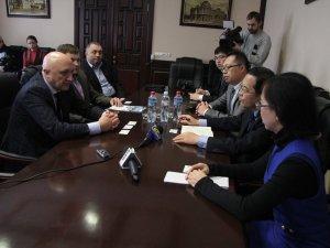 Фото: Китайці планують узятися за інфраструктуру Полтавщини
