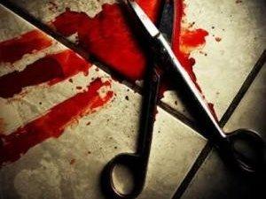 Фото: Полтавець отримав тяжкі поранення ножицями