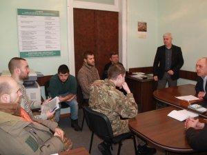 Фото: Влада Полтави обіцяє сто квартир для учасників АТО