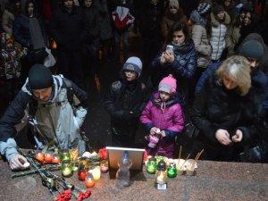 Фото: Пам'яті Скрябіна: у Полтаві вшанували Андрія Кузьменка (ФОТО)