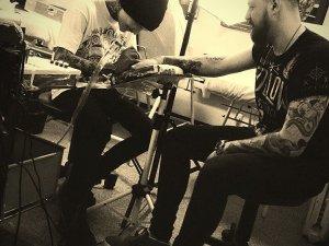 """Трохи про """"сродну працю"""" або розмова у Black Label Tattoo Studio"""
