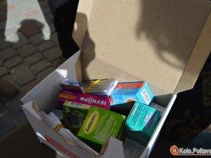 Фото: Через епідемію грипу Матковський можливо знову роздаватиме полтавцям аптечки