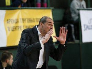 """Фото: Тренер БК """"Кремінь"""": «Було важко будувати команду практично з нуля»"""