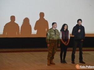 Фото: Полтавцям нагадали про Іловайську трагедію – презентували фільм (відео)