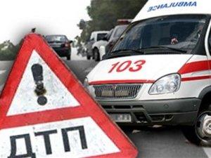 Фото: Після ДТП на Полтавщині двох людей госпіталізували до лікарні