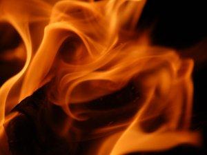 Фото: На Полтавщині жінка унаслідок пожежі потрапила до лікарні