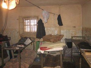 Фото: На Полтавщині в колонії №23 в'язнів тримали у холоді і без води