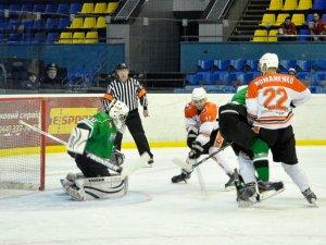 Фото: Хокей: «Кременчук» всуху розгромив в гостях «Рапід»