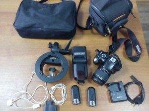 Фото: На Полтавщині напали на фотографа і забрали обладнання
