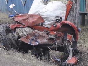 Фото: На Полтавщині у ДТП загинуло двоє людей