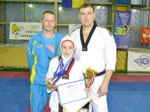 Фото: Полтавська переможниця Європейського чемпіонату