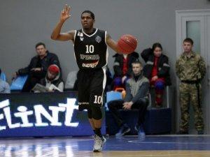 Фото: Баскетбол: «Кремінь» поступився «Дніпру» у першій півфінальній грі