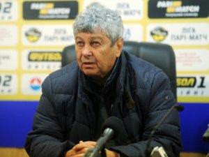 Фото: Запитання полтавських журналістів не сподобалися тренерові «Шахтаря» (відео)