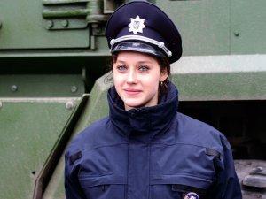 Декілька слів з приводу прийняття присяги патрульними поліцейськими