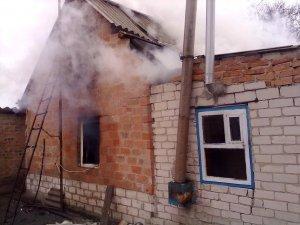 Фото: На Полтавщині в задимленому будинку знайшли тіло жінки