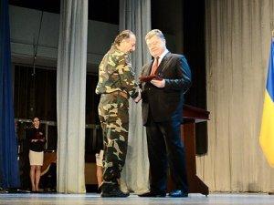 Фото: Президент нагородив полтавський гурт
